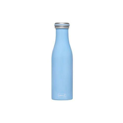- butelka termiczna, 0,50 l, niebieska - niebieski marki Lurch