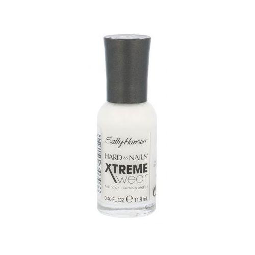 Sally hansen hard as nails xtreme wear lakier do paznokci 11,8 ml dla kobiet 300 white on