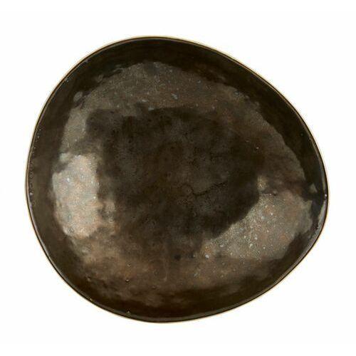 Talerz do pasty carbon | śr. 250 mm marki Fine dine