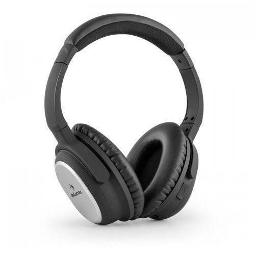 Auna BNC-10 zestaw słuchawkowy z filtrem do redukcji szumów Bluetooth 4.1