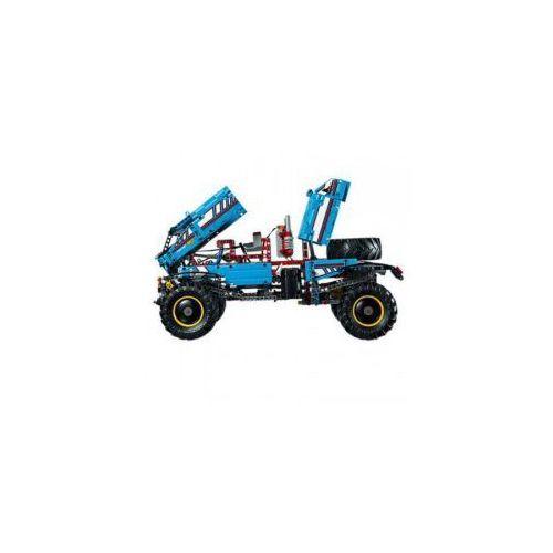 OKAZJA - 42070 TERENOWY HOLOWNIK 6X6 (6x6 All Terrain Tow Truck) KLOCKI LEGO TECHNIC