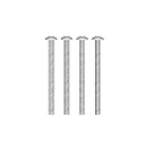 Round head screw m2x27 - 68044 marki Hsp