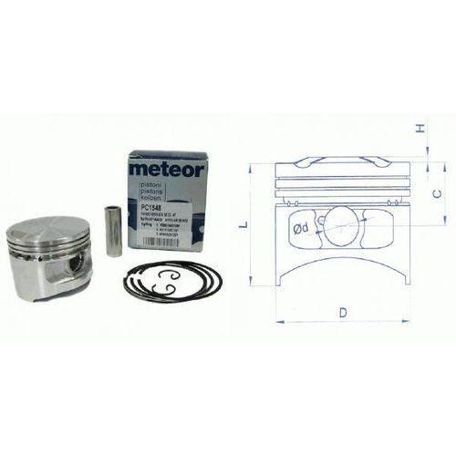 Meteor Tłok vespa 125 4t et4/rst (57,80) pc1548080