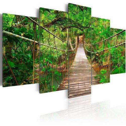 Obraz - Spacer pośród drzew
