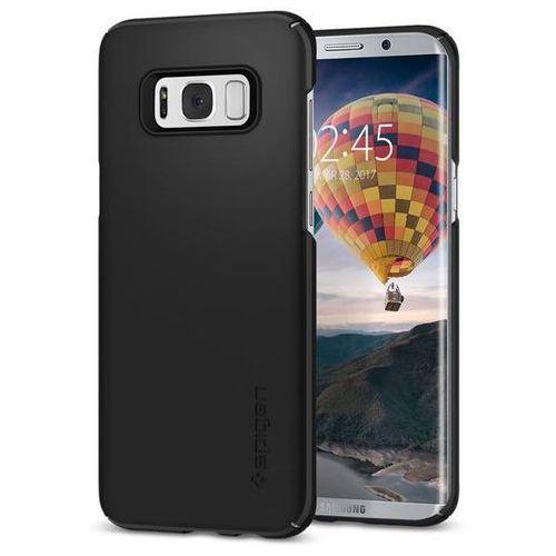 Spigen Thin Fit Samsung Galaxy S8+ czarny