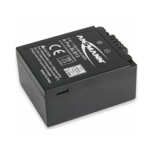 Ansmann Akumulator 1150 mah do panasonic a-pan blb 13 darmowy transport (4013674006083)