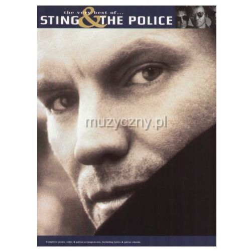 PWM Sting & The Police - The very best of (utwory na fortepian, wokal i gitarę)