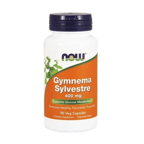 Now Foods Gymnema Sylvestre 400mg 90 kaps.