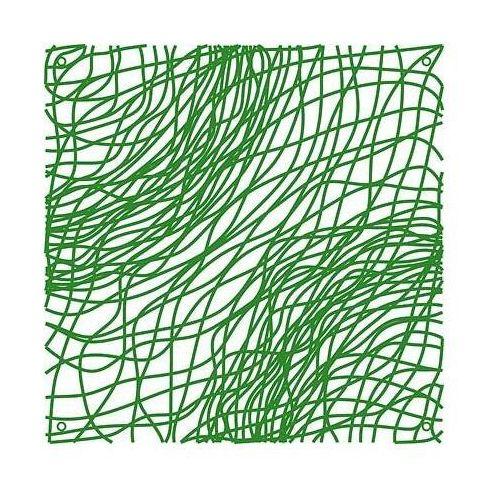 Panel dekoracyjny silk zielony marki Koziol