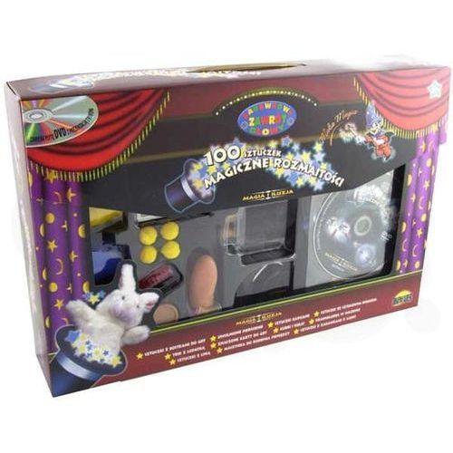Dromader Mały magik 100 sztuczek DVD, 5_508332