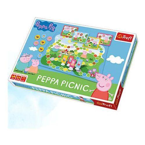 TREFL Gra Peppa picnic, 455163