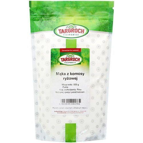 Tar-groch-fil sp. filipowice 161, 32-840 zakliczyn, polska, dystrybuto Mąka z quinoa z komosy ryżowej 1000g targroch (5903229004758)
