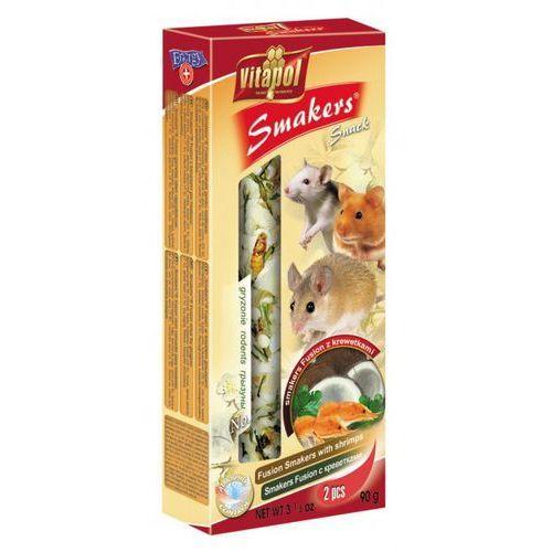 Vitapol smakers dla gryzoni z krewetkami 2szt - darmowa dostawa od 95 zł!