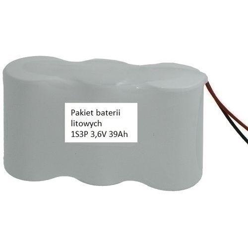 Pakiet baterii litowych D 3,6V 1S3P HP