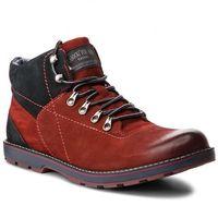 Trapery LASOCKI FOR MEN - MI07-A355-A206-01BIG Czerwony