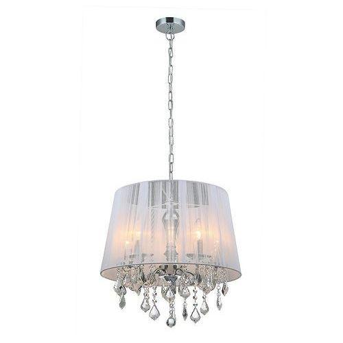 lampa wisząca CORNELIA biały 5xE14 - BZL, ITALUX MDM-2572/5 W
