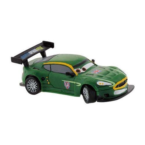 BULLYLAND 12785 Cars 2 -Nigel Spyder 6,9cm Disney - brak elementów ruchomych. (4007176127858)