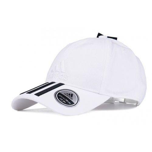 adidas Performance Czapka z daszkiem white/black, kolor biały
