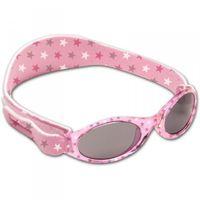 Okularki przeciwsłoneczne Dooky Banz - Pink Stars (5038278000632)