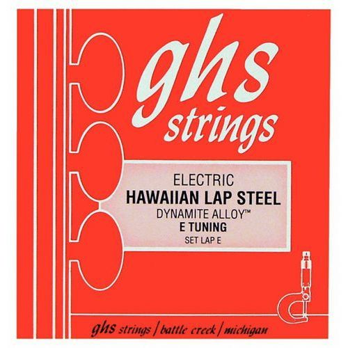 custom shop - electric hawaiian lap steel guitar string set, nickel-plated steel, e-tuning,.013-.056 marki Ghs
