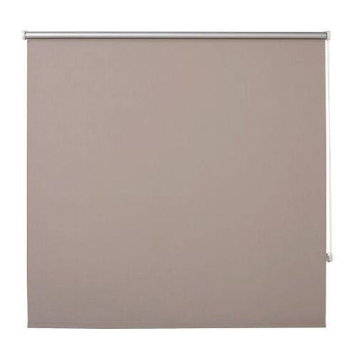 Colours Roleta pama 117 x 195 cm brązowa (3663602988380)