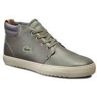 Sneakersy LACOSTE - Ampthill Terra 416 1 Spm 7-32SPM00561X5 Khk, kolor zielony