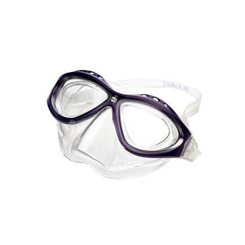 Maska do nurkowania aquaviz rx, purple marki Hayne