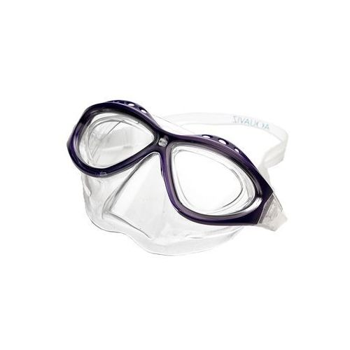 Maska do nurkowania Aquaviz RX, purple