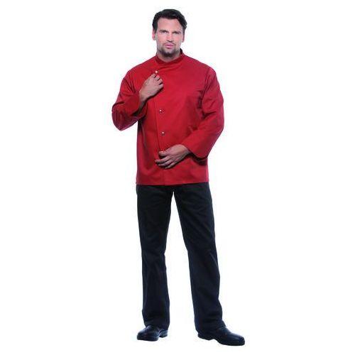 Karlowsky Bluza kucharska męska, rozmiar 46, w kolorze rdzy | , lars