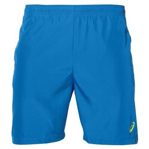 Męskie spodenki sportowe short niebieski m marki Asics