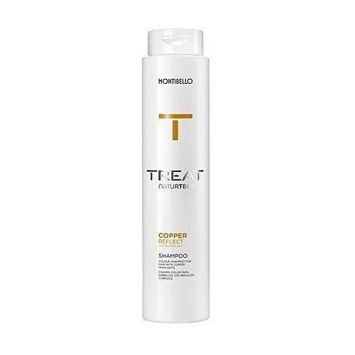 Montibello Colour Reflect, szampon do włosów miedzianych, bez siarczanów 300ml