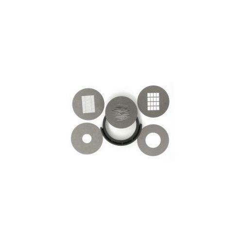 Elinchrom filtry GOBO 52.5mm, zestaw 5 szt. do MINI SPOT LITE z kategorii Oświetlenie studyjne