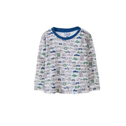 Bluzka niemowlęca długi rękaw 5H3115 (5902361096157)
