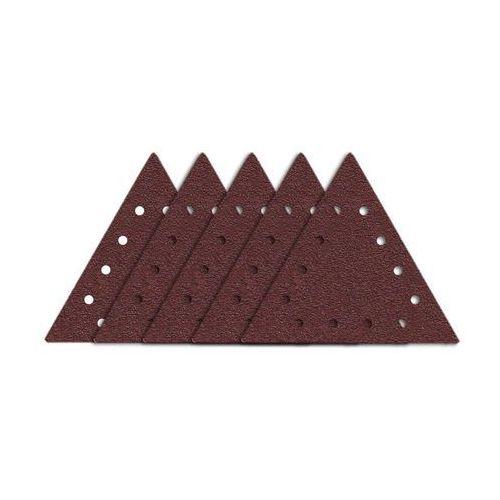 Dexter Papier ścierny trójkąt rzep 12 otw p180 285 mm 5 szt. (5900442860994)