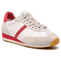 Sneakersy GUESS - FM6GLR LEA12 RED, w 7 rozmiarach