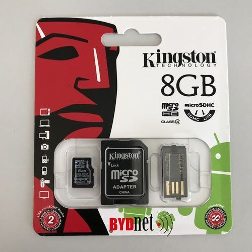 Karta flash mbly4g2/8gb marki Kingston