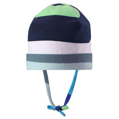 Czapka beanie Reima Huvi NiebieskiZielony - niebieski/zielony (6416134789560)