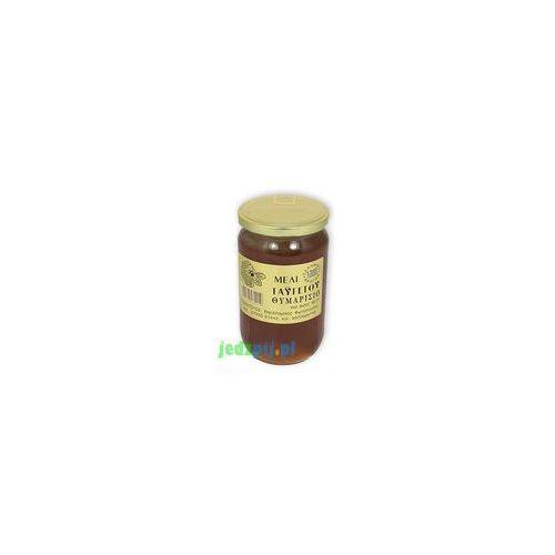 Miód tymiankowy - 960g - grecja marki Pasieka fotopoulos