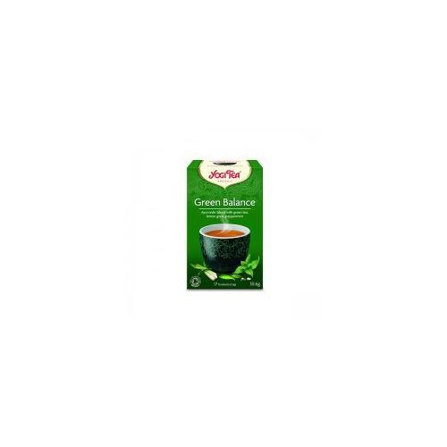 Herbata zielona równowaga Bio 17x1,8g