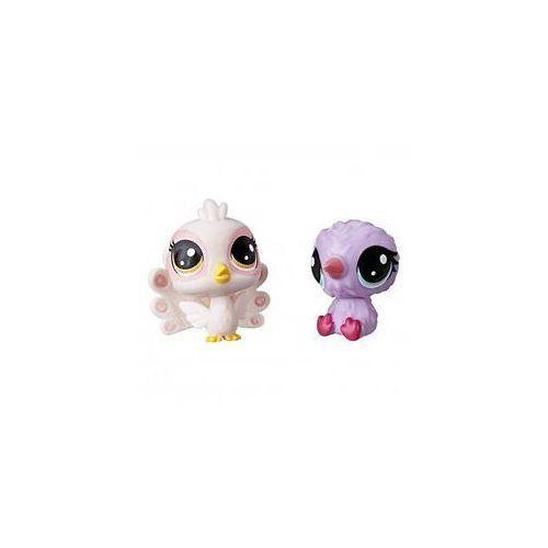 Dwupak figurek Littlest Pet Shop Hasbro (Perky & Kaybelle)