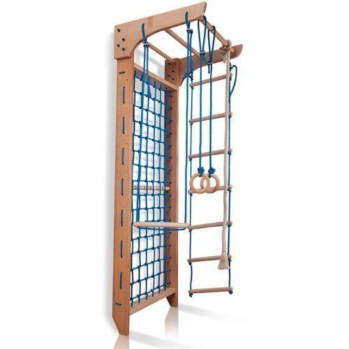 Insportline Drabinka gimnastyczna dla dzieci zestaw kinder 8 - 240 cm