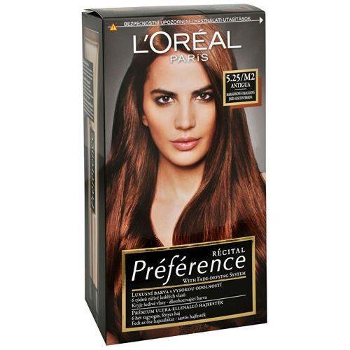 L'Oréal preferencje włosy motywie (cień 7.1 Island)