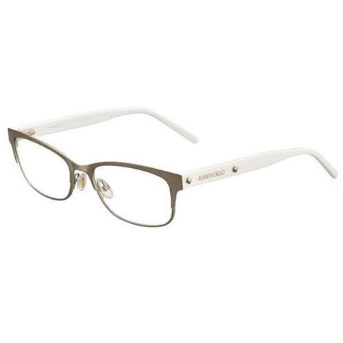 Okulary korekcyjne 164 32l marki Jimmy choo