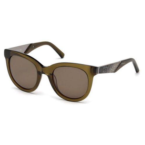 Swarovski Okulary słoneczne sk 0126 96j