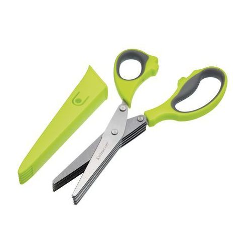 Nożyczki do cięcia ziół z pięciokrotnym ostrzem marki Kitchen craft