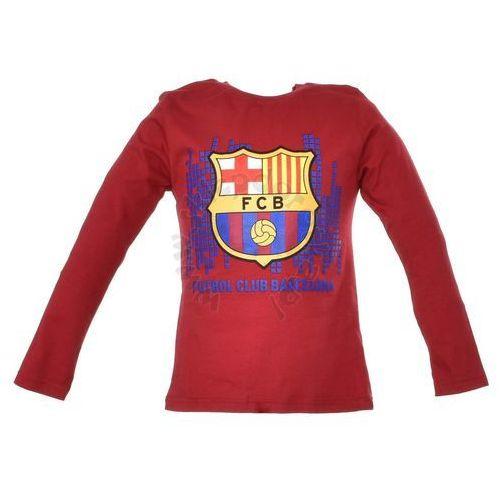 Bluzka z długim rękawem FCBarcelona - Bordowy ||Kolorowy