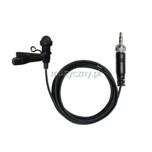 Sennheiser ME-2US mikrofon pojemnościowy, charakterystyka dookólna