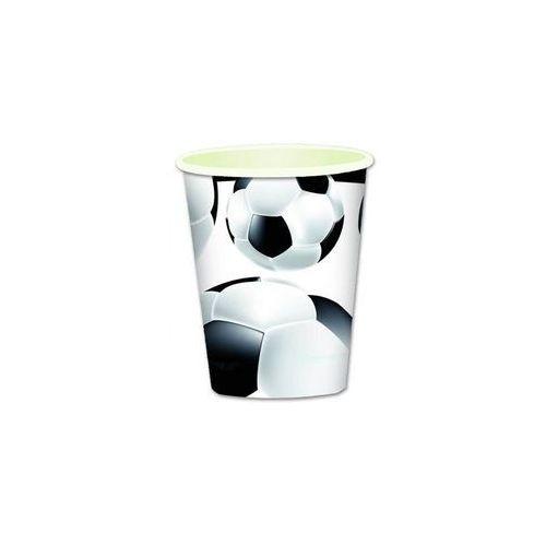 Tamipol Kubeczki papierowe piłka nożna - 260 ml - 6 szt.