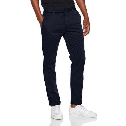 Spodnie męskie Hugo Men helgo1-D - prosta nogawka 46, 50317515-401