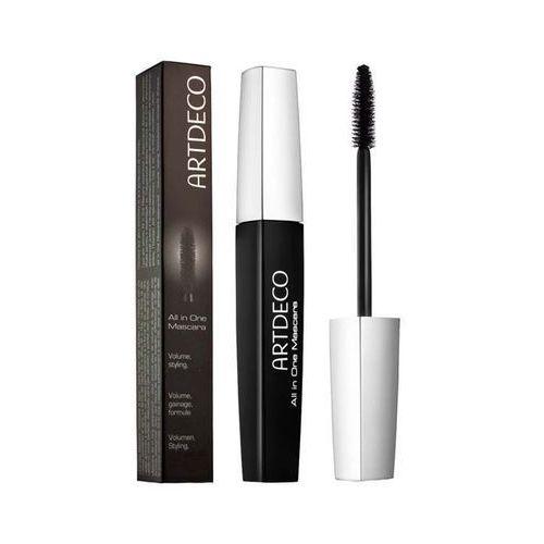 mascara all in one 10ml w tusz do rzęs odcień 01 black wyprodukowany przez Artdeco